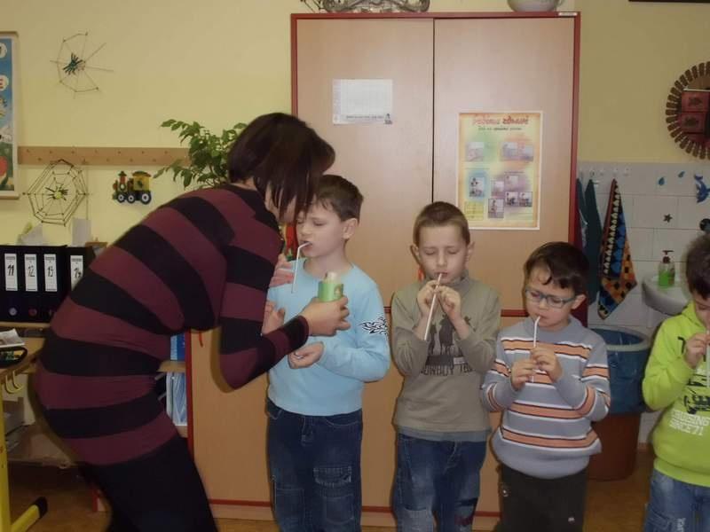 b3e9a6a2120 Radka Drobná navštěvuje se Zdravou Pětkou i školy v okolí Hořic.